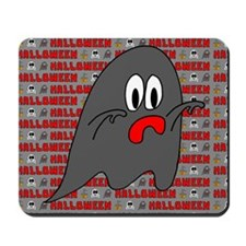 Halloween Ghost Mousepad