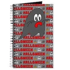 Halloween Ghost Journal