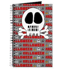 Skull or Skeleton Journal
