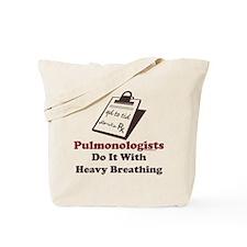 Funny Pulmologist Tote Bag