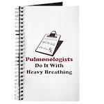 Funny Pulmologist Journal
