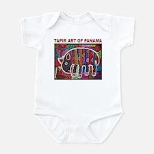 Tapir Mola Infant Bodysuit