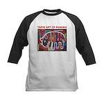 Tapir Mola Kids Baseball Jersey