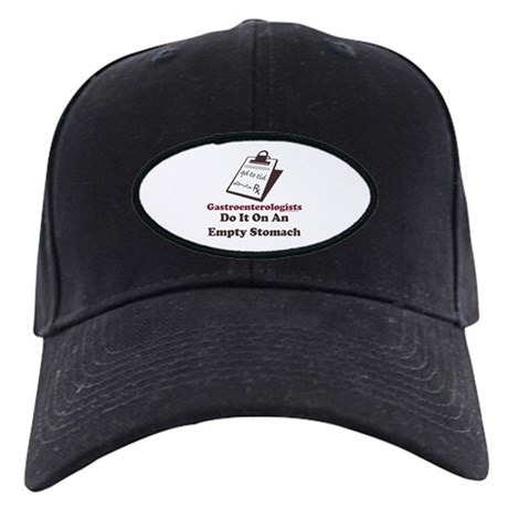 Funny Gastroenterologist Black Cap
