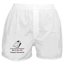 Funny Gastroenterologist Boxer Shorts