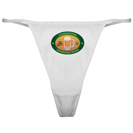 Conductor Team Classic Thong