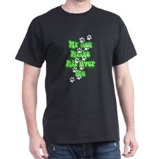 Dog Walking T-Shirt