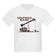 Oilfield Babe T-Shirt