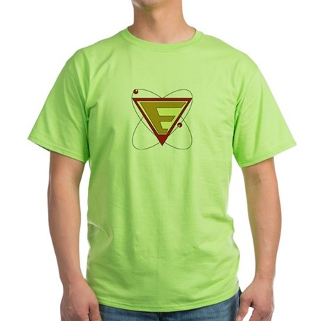 Dr. Evil Logo on Green T-Shirt