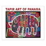 Tapir Mola Small Poster