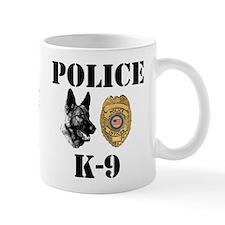 Police K-9 Coffee Mug