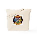 Riverside Hazmat Tote Bag