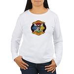 Riverside Hazmat Women's Long Sleeve T-Shirt