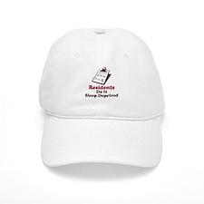Funny Resident or Intern Baseball Cap