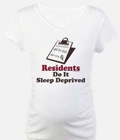 Funny Resident or Intern Shirt