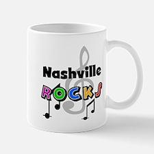 Nashville Rocks Mug