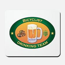 Bicyclist Team Mousepad