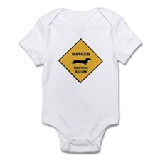 Tripping Hazard Infant Bodysuit