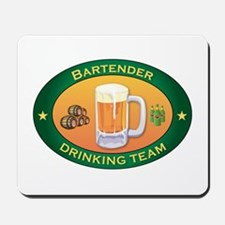 Bartender Team Mousepad