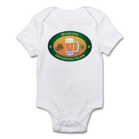Banking Team Infant Bodysuit