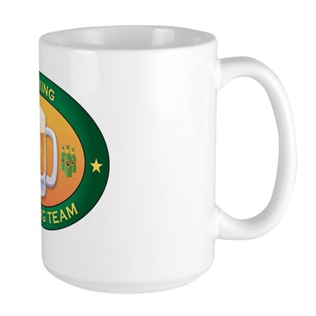 Banking Team Large Mug