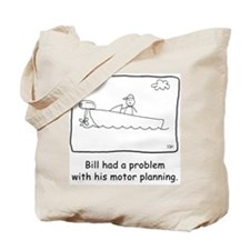 Motor Planning Tote Bag