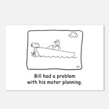 Motor Planning Postcards (Package of 8)