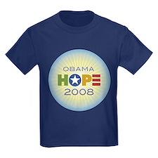 Obama Hope Circle T