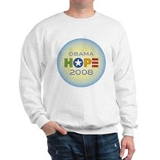 Obama Hope Circle Sweatshirt