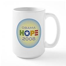Obama Hope Circle Mug