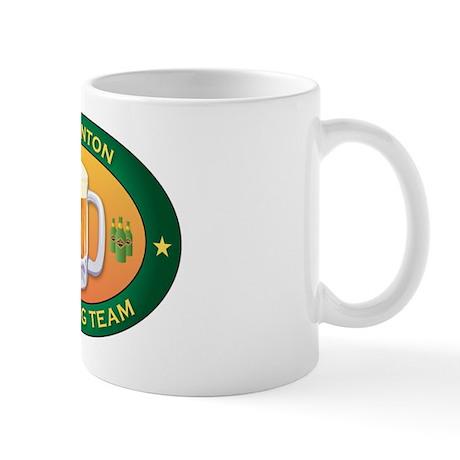 Badminton Team Mug