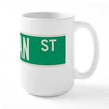 Dyckman Street in NY Mug