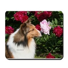 Sable Flower Mousepad