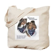 My Shelties Tote Bag