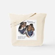 My Shelties Tote Bag