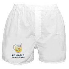 Panama Drinking Team Boxer Shorts