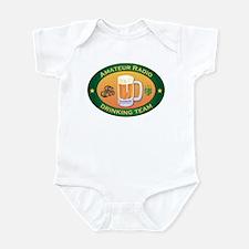 Amateur Radio Team Infant Bodysuit