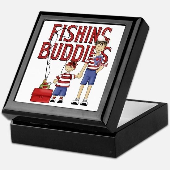 Fishing Buddies Keepsake Box