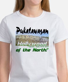 'Hollywood of the North': Women's T-Shirt