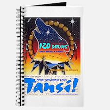 Tansi!/120 Drums CD: Journal