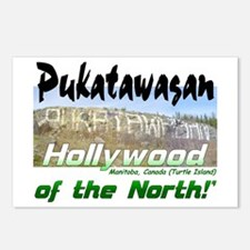 'Hollywood of the North': Postcards (Package of 8)