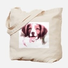 brittany portrait Tote Bag