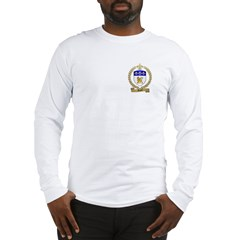 AMYOT Family Crest Long Sleeve T-Shirt