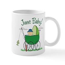 JUNE BABY! (in stroller) Mug