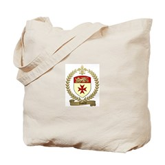 ASSELIN Family Crest Tote Bag