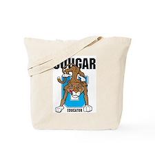 Cougar Educator Tote Bag