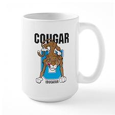 Cougar Educator Mug