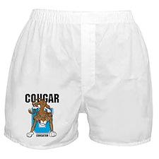 Cougar Educator Boxer Shorts