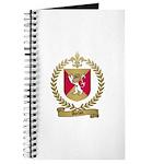 AUCLAIR Family Crest Journal