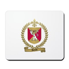 AUCLAIR Family Crest Mousepad